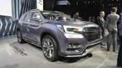 Subaru представила семиместный кроссовер Ascent Concept - фото 3