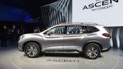 Subaru представила семиместный кроссовер Ascent Concept - фото 4