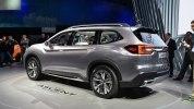 Subaru представила семиместный кроссовер Ascent Concept - фото 5