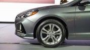 В Нью-Йорке представлен обновлённый седан Hyundai Sonata 2018 модельного года - фото 2
