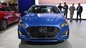 В Нью-Йорке представлен обновлённый седан Hyundai Sonata 2018 модельного года - фото 3