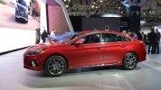 В Нью-Йорке представлен обновлённый седан Hyundai Sonata 2018 модельного года - фото 8
