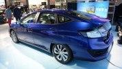 В Нью-Йорке представлены электрический и гибридный седаны Honda Clarity - фото 2