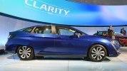 В Нью-Йорке представлены электрический и гибридный седаны Honda Clarity - фото 5