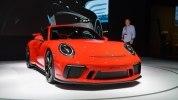 Porsche 911 GT3 2018 модельного года представлен в Нью-Йорке - фото 2