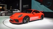 Porsche 911 GT3 2018 модельного года представлен в Нью-Йорке - фото 3