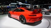 Porsche 911 GT3 2018 модельного года представлен в Нью-Йорке - фото 5