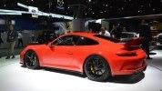 Porsche 911 GT3 2018 модельного года представлен в Нью-Йорке - фото 8
