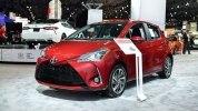 Toyota похвасталась в Нью-Йорке обновленным Yaris - фото 1