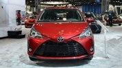 Toyota похвасталась в Нью-Йорке обновленным Yaris - фото 2