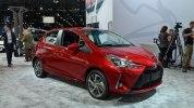 Toyota похвасталась в Нью-Йорке обновленным Yaris - фото 3