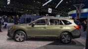 Обновленный Subaru Outback 2018 прибыл в Нью-Йорк - фото 4