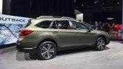 Обновленный Subaru Outback 2018 прибыл в Нью-Йорк - фото 5