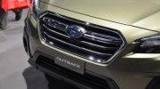 Обновленный Subaru Outback 2018 прибыл в Нью-Йорк - фото 6