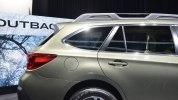Обновленный Subaru Outback 2018 прибыл в Нью-Йорк - фото 9