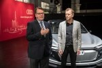 Электрический кросс Audi E-Tron Sportback Concept представлен официально - фото 27