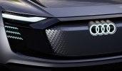 Электрический кросс Audi E-Tron Sportback Concept представлен официально - фото 31