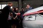 Электрический кросс Audi E-Tron Sportback Concept представлен официально - фото 4