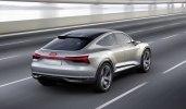 Электрический кросс Audi E-Tron Sportback Concept представлен официально - фото 41