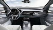 Электрический кросс Audi E-Tron Sportback Concept представлен официально - фото 44