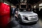 Электрический кросс Audi E-Tron Sportback Concept представлен официально - фото 6