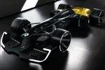 Renault придумала полноприводный болид Формулы-1 2027 года - фото 1