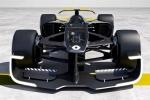 Renault придумала полноприводный болид Формулы-1 2027 года - фото 12