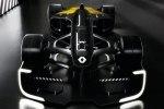 Renault придумала полноприводный болид Формулы-1 2027 года - фото 2