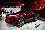 Toyota намекнула «веселым» концептом на новую китайскую Camry - фото 4