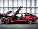 В Шанхае дебютировало электрокупе MG - фото 11