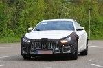Maserati Ghibli 2018 начинает демонстрировать незначительные изменения - фото 2