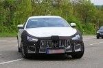 Maserati Ghibli 2018 начинает демонстрировать незначительные изменения - фото 3