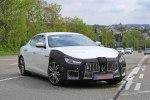 Maserati Ghibli 2018 начинает демонстрировать незначительные изменения - фото 4