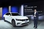 В Шанхае представлен гибридный седан Volkswagen Phideon PHEV - фото 2