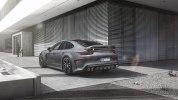 Ателье TechArt поработало над внешним видом Porsche Panamera нового поколения - фото 7