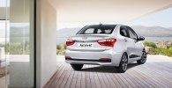 Обновлённый седан Hyundai Xcent представлен официально - фото 6