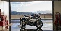 Официально представлен гоночный байк BMW HP4 Race - фото 6