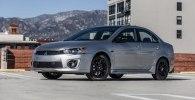 Седан Mitsubishi Lancer получил особую версию Limited Edition - фото 1
