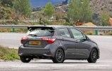 Toyota начала испытания пятидверного хот-хэтча - фото 3