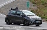 Toyota начала испытания пятидверного хот-хэтча - фото 8