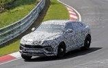Lamborghini испытала свой первый кроссовер на Нюрбургринге - фото 4