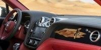 Bentley Bentayga приспособили к соколиной охоте - фото 7