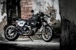 В салонах Ducati появились новинки Scrambler Cafe Racer и Desert Sled - фото 3