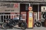В салонах Ducati появились новинки Scrambler Cafe Racer и Desert Sled - фото 4