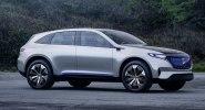 Mercedes-Benz выпустит доступный электрокар в 2017 году - фото 1