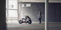 Компания BMW создала городской мотоцикл будущего - фото 1