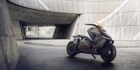 Компания BMW создала городской мотоцикл будущего - фото 2