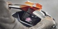 Компания BMW создала городской мотоцикл будущего - фото 5