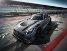 Mercedes-Benz отметил 50-летие AMG особым гоночным автомобилем - фото 2