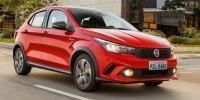 Fiat представил новый хэтчбек Argo - фото 1